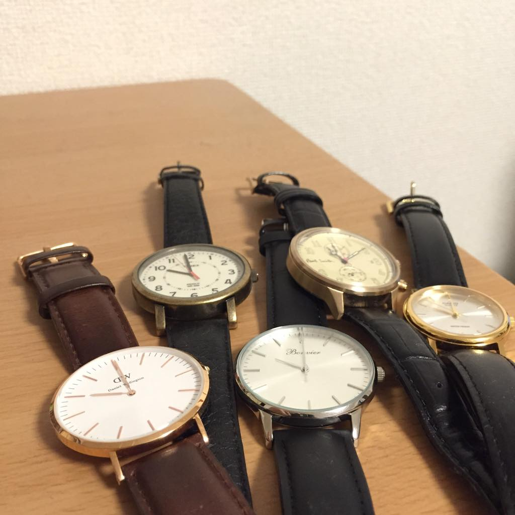 shibui-watch-collection
