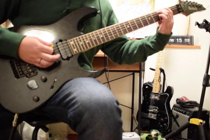 ギターの弾いてみた動画をYouTubeにアップしたのでその作成編集方法と機材のまとめ | マキシマムザホルモン – 絶望ビリー